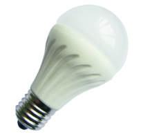 LED izzó, körte, E27, 8W, 470 lm