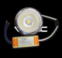 LED Spotlight - AR111 20W 230V Beam 20 COB Chip 6000K