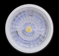 LED Spotlight - 7W GU10 Plastic With Lens 4500K 110°