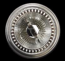 LED Spotlight - AR111 12W GU10 Beam 40 COB Chip 3000K