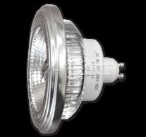 LED Spotlight - AR111 12W GU10 Beam 40 COB Chip 6000K
