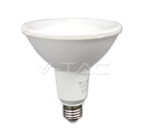 LED Bulb - 15W PAR38 E27 IP65 6000K - NEW