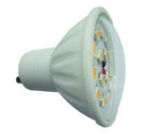 LED izzó, spot, GU10, 5W, 400lm