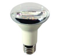 LED izzó, spot E27, 5W, 396lm