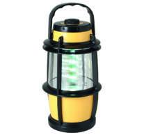LED-es kempinglámpa