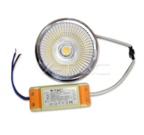 LED Spotlight - AR111 20W 230V Beam 40 COB Chip 3000K