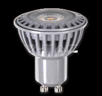 LED Spotlight - 6W GU10 СОВ Plastic 6000K 110°