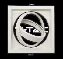 1xAR111 Fitting White