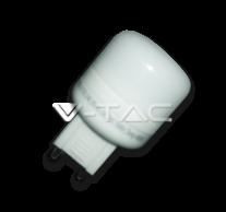 LED Spotlight - 2W 230V G9 3000K