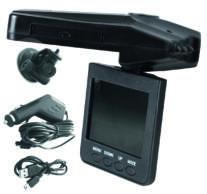 Autós menetrögzítő kamera, HD
