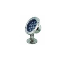 Víz alá beépíthető 9W rgb 45° medence lámpa
