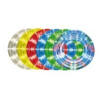 LED-es világító cső, 8 programos, 10m, IP44, 230V