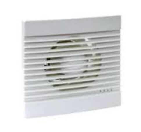 Elszívó ventilátor, időzítős, páraérzékelő